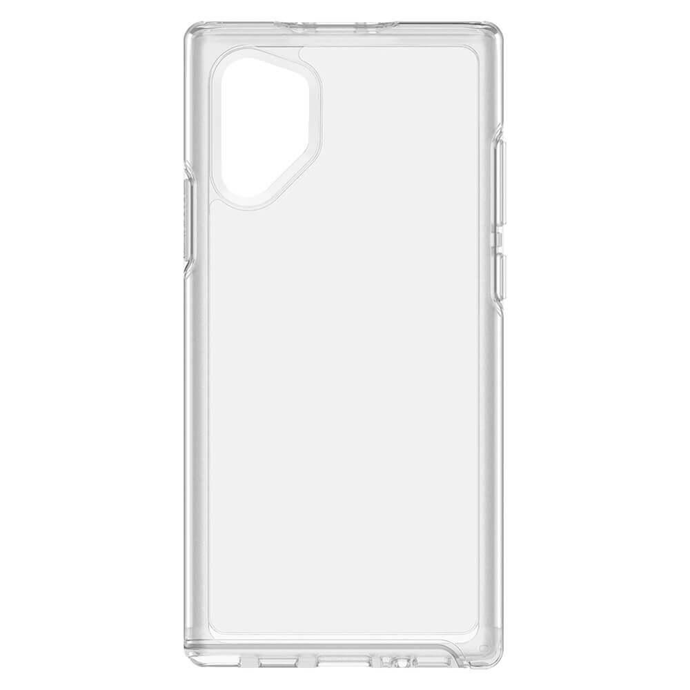 Otterbox Symmetry Series Case — хибриден кейс с висока защита за Samsung Galaxy Note 10 Plus (прозрачен) - 2
