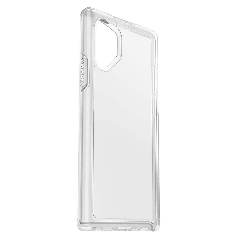 Otterbox Symmetry Series Case — хибриден кейс с висока защита за Samsung Galaxy Note 10 Plus (прозрачен) - 3