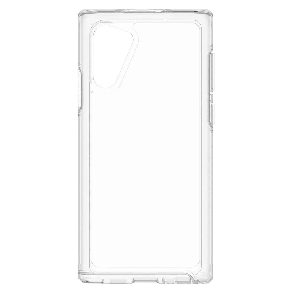 Otterbox Symmetry Series Case — хибриден кейс с висока защита за Samsung Galaxy Note 10 (прозрачен) - 4