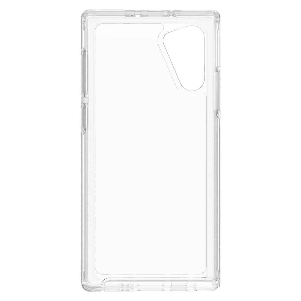 Otterbox Symmetry Series Case — хибриден кейс с висока защита за Samsung Galaxy Note 10 (прозрачен) - 3