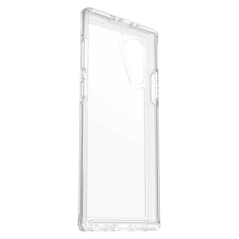 Otterbox Symmetry Series Case — хибриден кейс с висока защита за Samsung Galaxy Note 10 (прозрачен) - 5