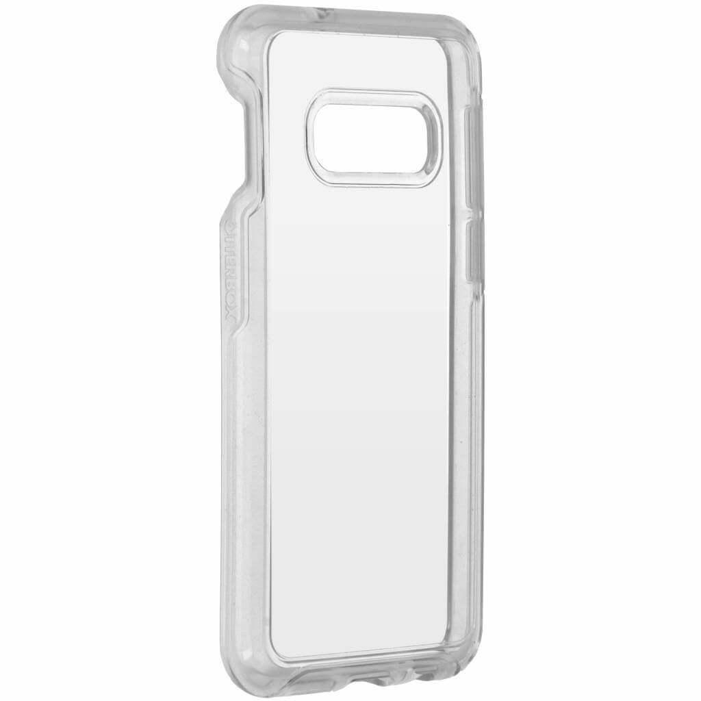 Otterbox Symmetry Series Case — хибриден кейс с висока защита за Samsung Galaxy S10e (прозрачен) - 2