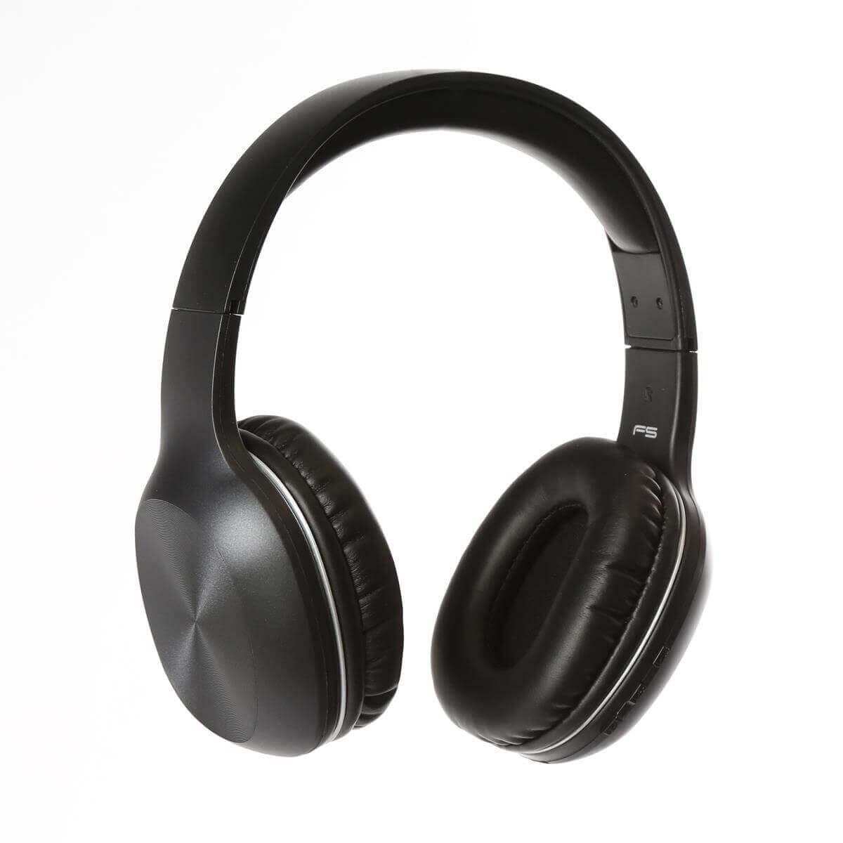 Platinet Freestyle Headset Bluetooth FH0918 — безжични блутут слушалки за мобилни устройства (черен) - 1