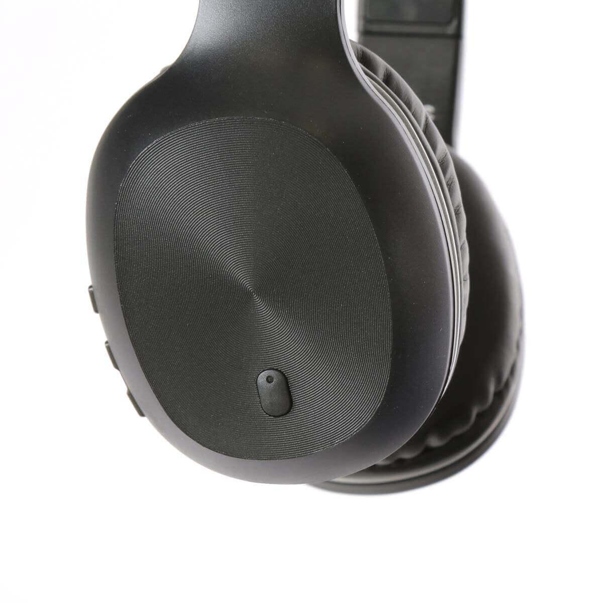 Platinet Freestyle Headset Bluetooth FH0918 — безжични блутут слушалки за мобилни устройства (черен) - 3
