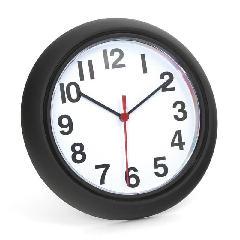 Platinet Zegar Wall Clock Sunday — стенен часовник (черен) - 1