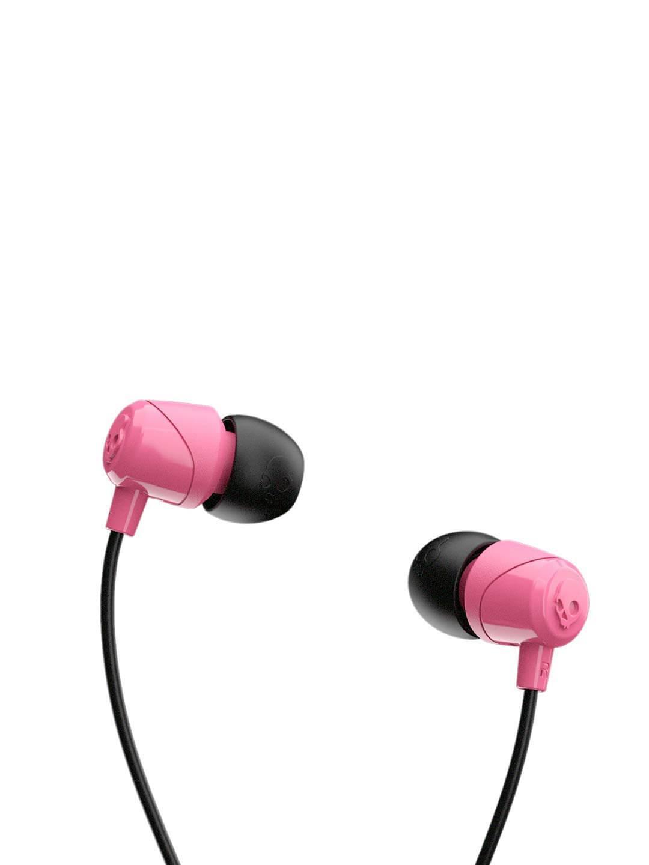 Skullcandy JIB Microphone — слушалки с микрофон за iPhone и мобилни телефони (розов) - 2