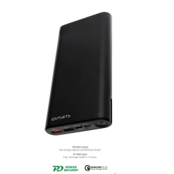 4smarts Power Bank VoltHub Enterprise 20000mAh Power Delivery 100W & Quick Charge 3.0