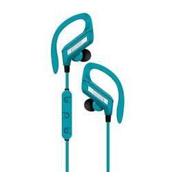 Elyxr Liberty Sport Bluetooth Earphones - безжични спортни блутут слушалки за мобилни устройства (син)