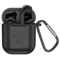Hoco ES32 Plus TWS Bluetooth Earphones - безжични блутут слушалки с безжичен зареждащ кейс за мобилни устройства (черен)