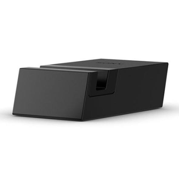 Sony Docking Station DK60 — док станция за мобилни устройства с USB-C (черен) - 1