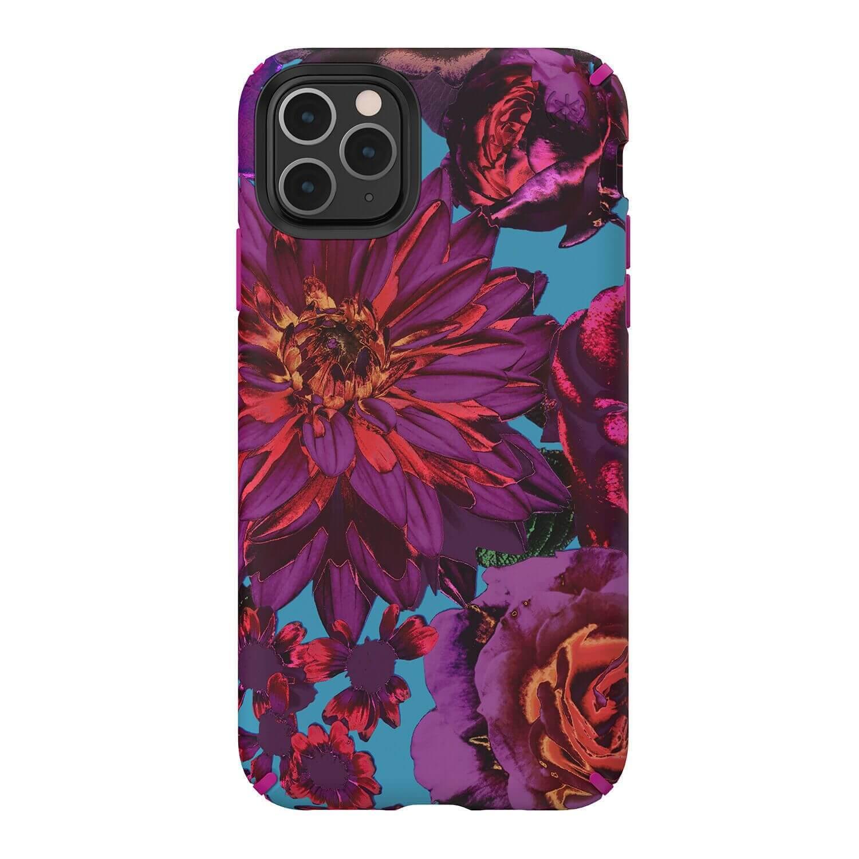 Speck Presidio Inked Case — удароустойчив хибриден кейс за iPhone 11 Pro Max (розов) - 1