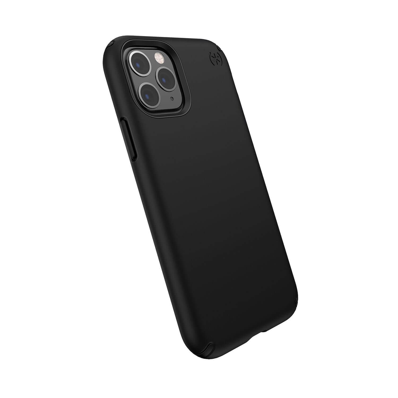 Speck Presidio Pro Case — удароустойчив хибриден кейс за iPhone 11 Pro (черен) - 1
