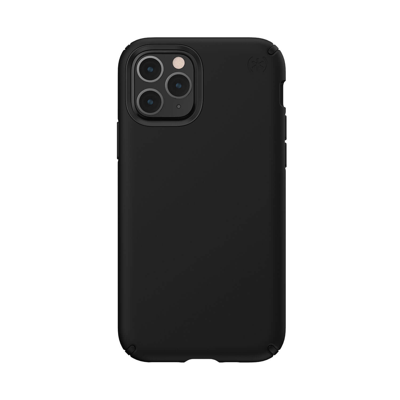 Speck Presidio Pro Case — удароустойчив хибриден кейс за iPhone 11 Pro (черен) - 2