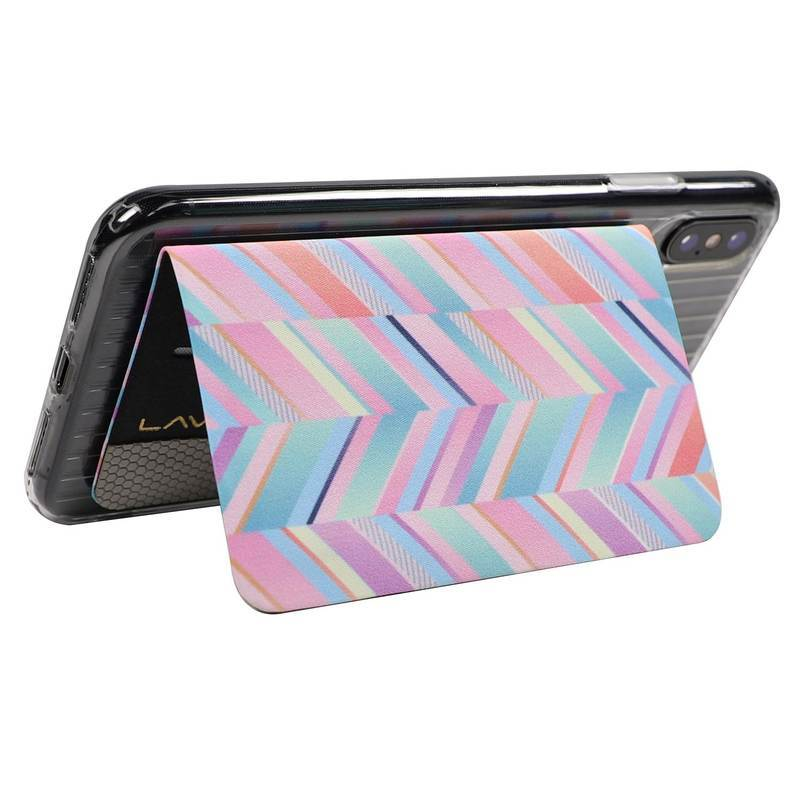 4smarts LAVAVIK Simple Credit Card Holder with Stand Function