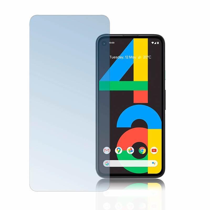 4smarts Second Glass 2.5D - калено стъклено защитно покритие за дисплея на Google Pixel 4a (прозрачен)