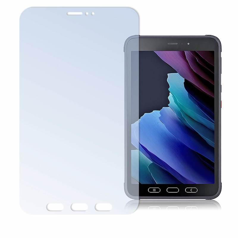 4smarts Second Glass 2D Cover - калено стъклено защитно покритие за дисплея на Samsung Galaxy Tab Active 3 (прозрачен)