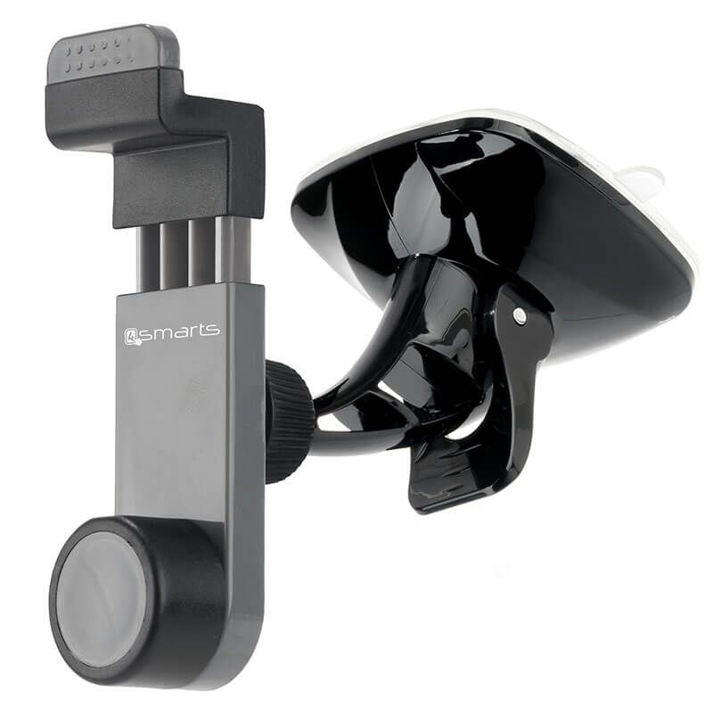 4smarts Universal Car Holder Grip with Suction Cup