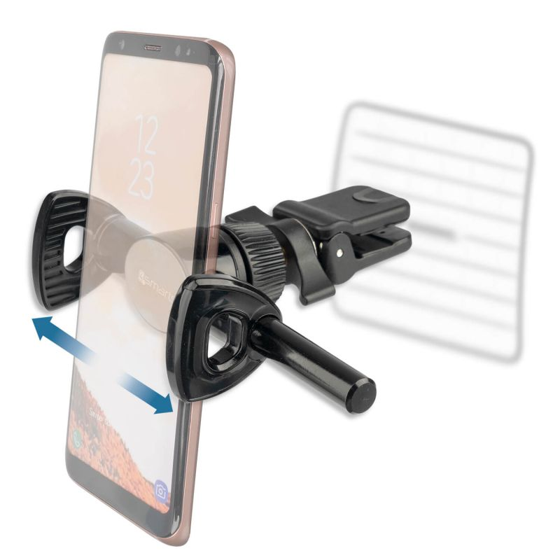 4smarts Universal Car Vent Holder Snapclip 2.0