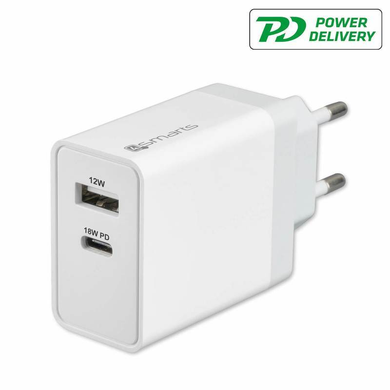 4smarts Wall Charger VoltPlug PD 30W