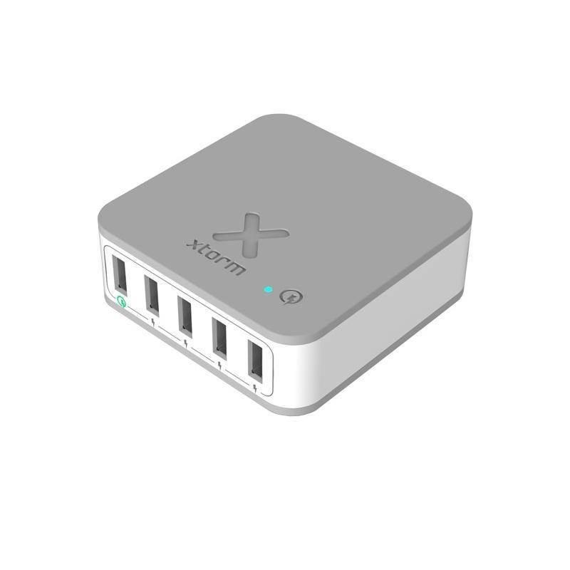 A-solar Xtorm Cube USB Power Hub XPD11 Qualcomm 2.0 Quick Charge