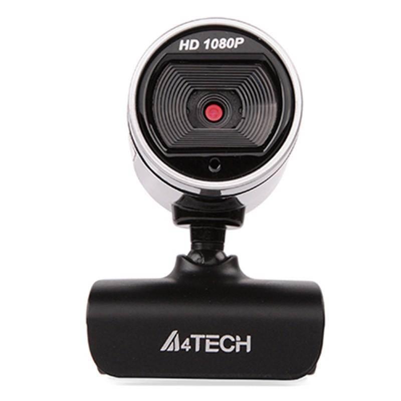 A4Tech PK-910H HD WebCam - 1080p FullHD домашна уеб видеокамера с микрофон (черен)