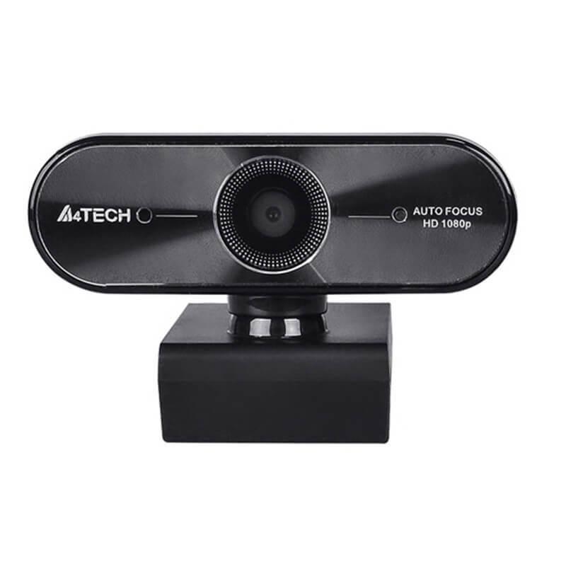 A4Tech PK-940HA HD WebCam - 1080p FullHD домашна уеб видеокамера с микрофон (черен)
