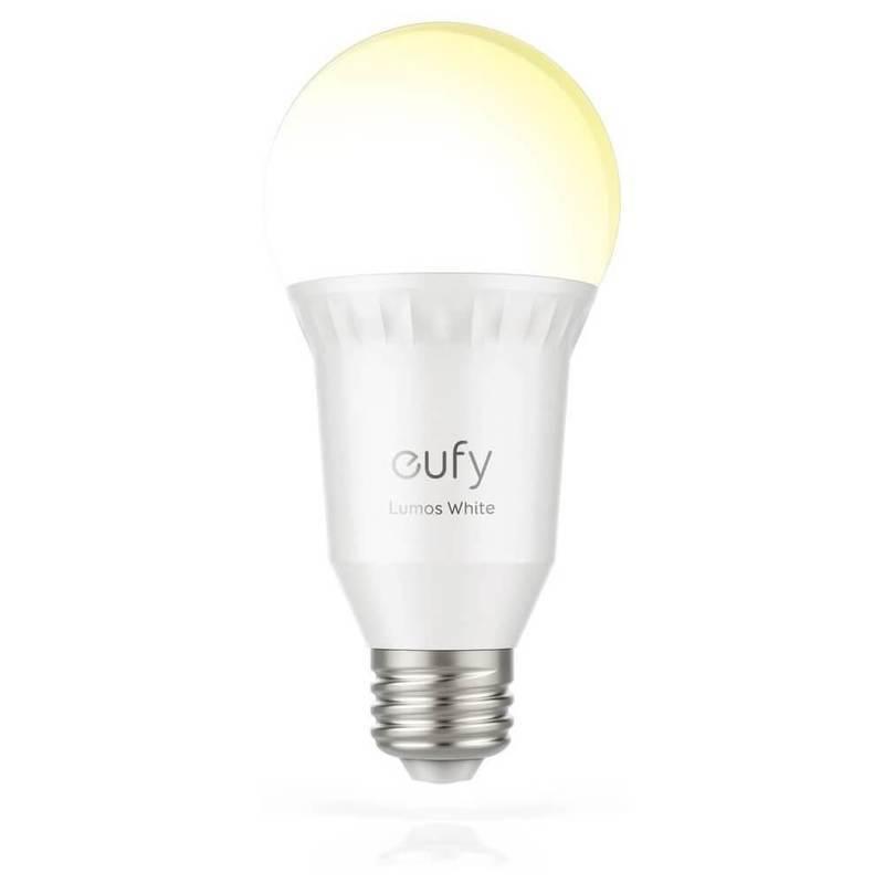 Anker Eufy Lumos Smart Bulb - E26 LED крушка с топла бяла светлина и безжично управление за iOS и Android