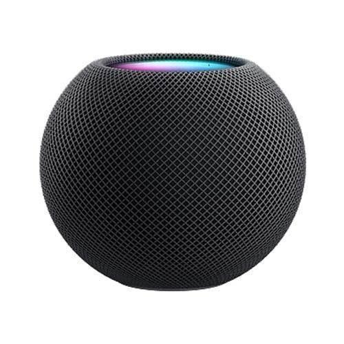 Apple HomePod Mini - уникална безжична мини аудио система за мобилни устройства (тъмносив)