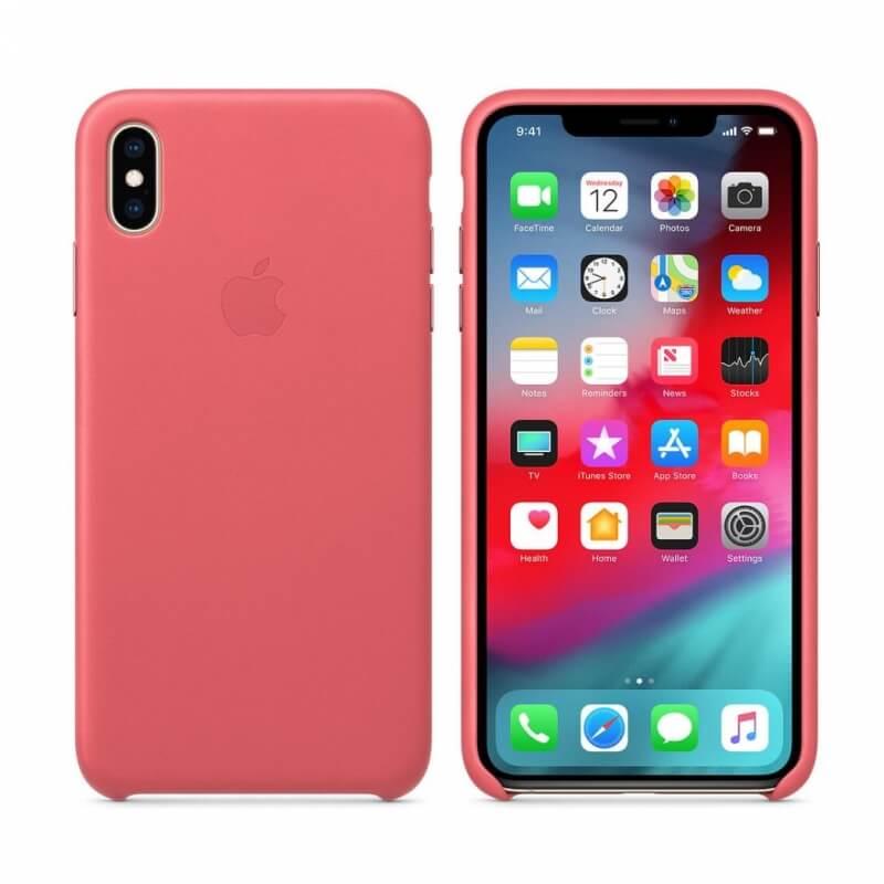 Apple iPhone Leather Case