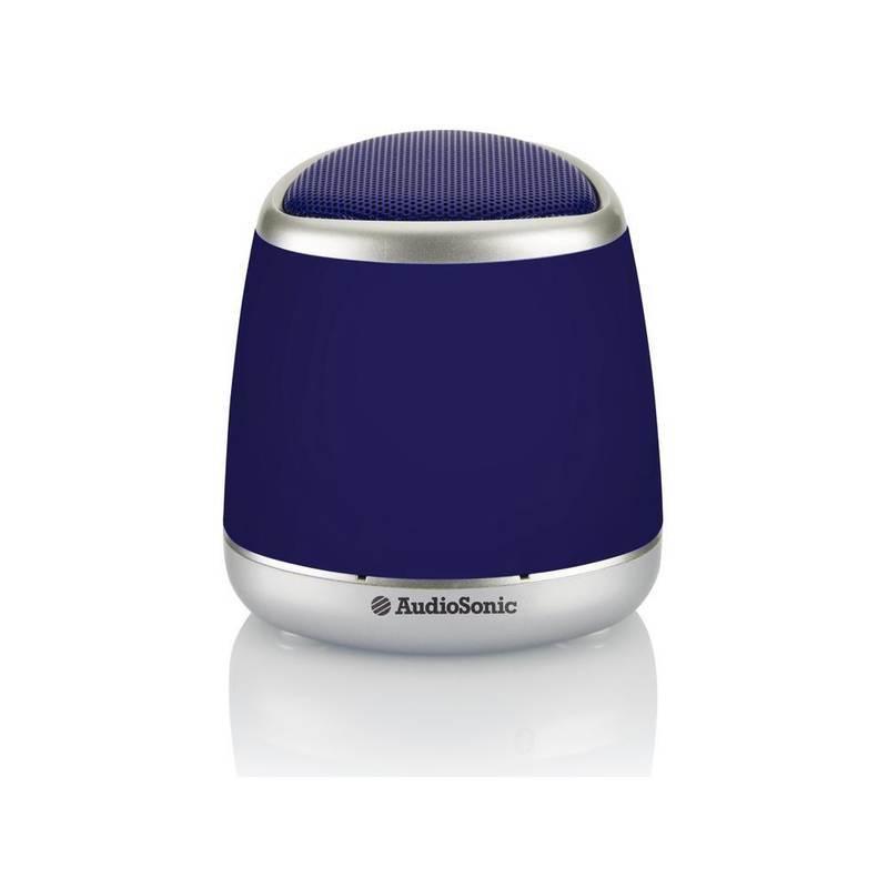 AudioSonic SK-1506 Bluetooth Speaker - безжичен блутут спийкър за мобилни устройства (син)