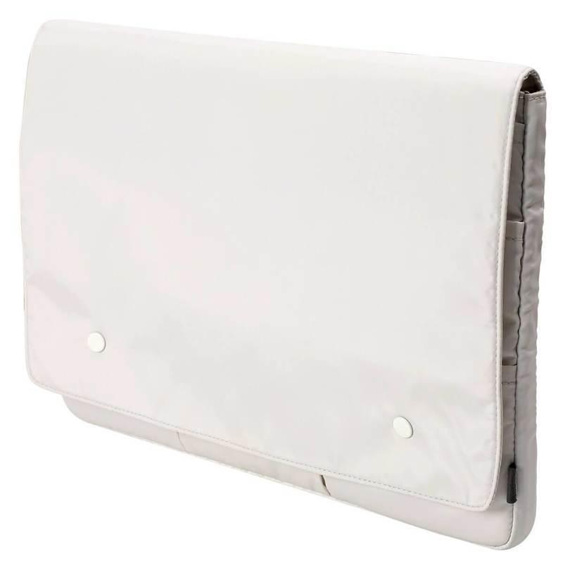 Baseus Basics Series 13 Laptop Sleeve (LBJN-A02) - стилен калъф за Macbook Pro 13, Air 13 и лаптопи до 13 инча (бял)