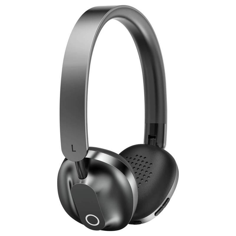 Baseus Encok Wireless Bluetooth Headphones D01 - безжични блутут слушалки за мобилни устройства (черен)