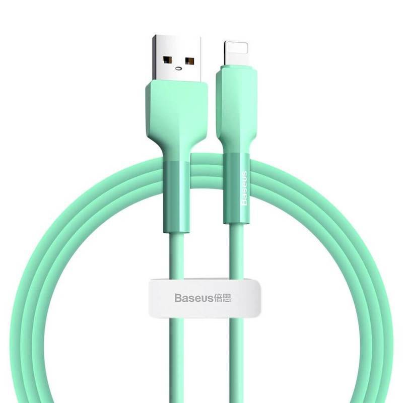 Baseus Silica Gel Lightning USB Cable