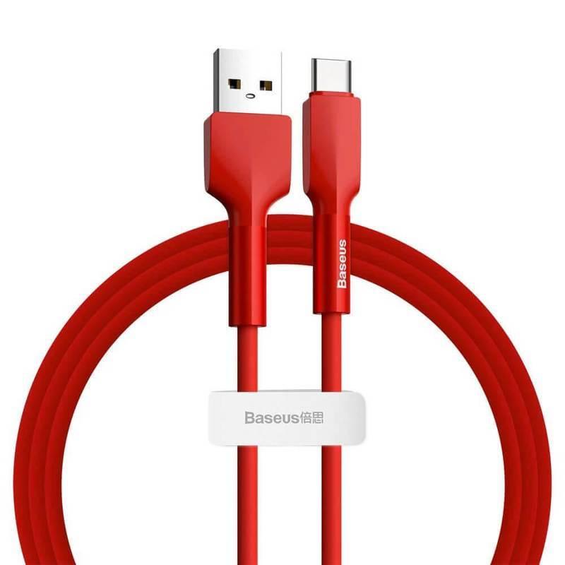Baseus Silica Gel USB-C Cable
