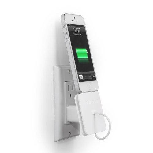 Bluelounge Lightning Cable Rolio Wall Dock