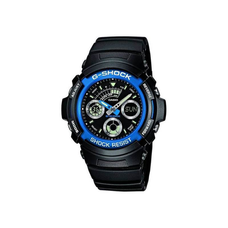 Casio AW-591-2AE G-Shock Watch