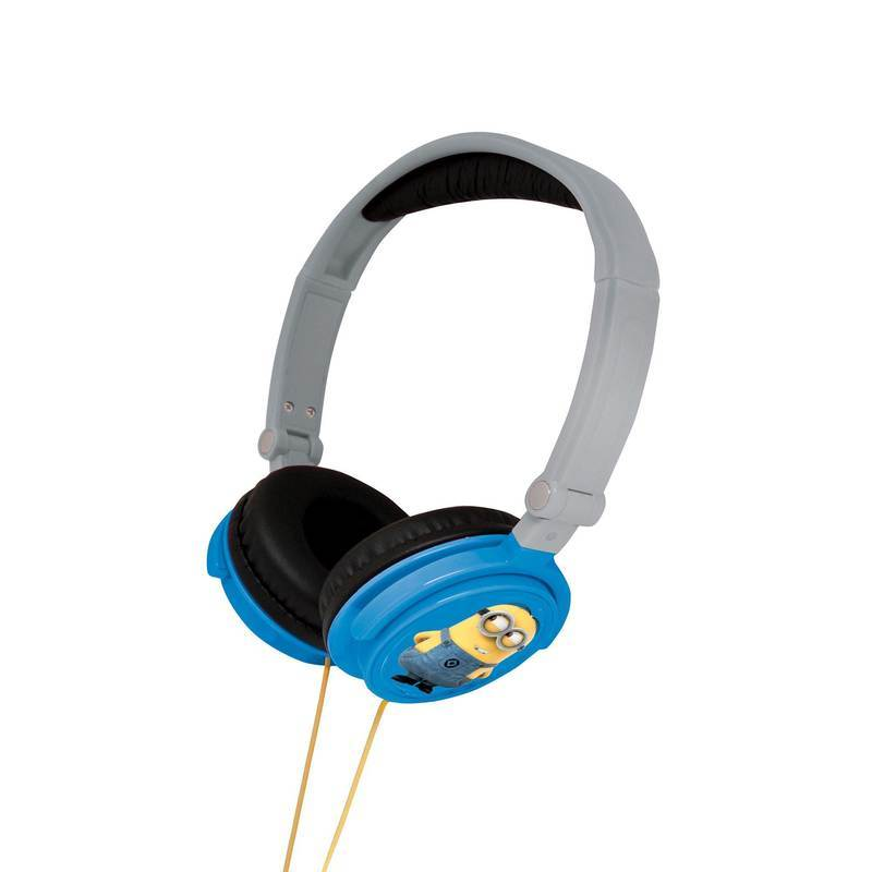 Despicable Me Kids Stereo Headphones