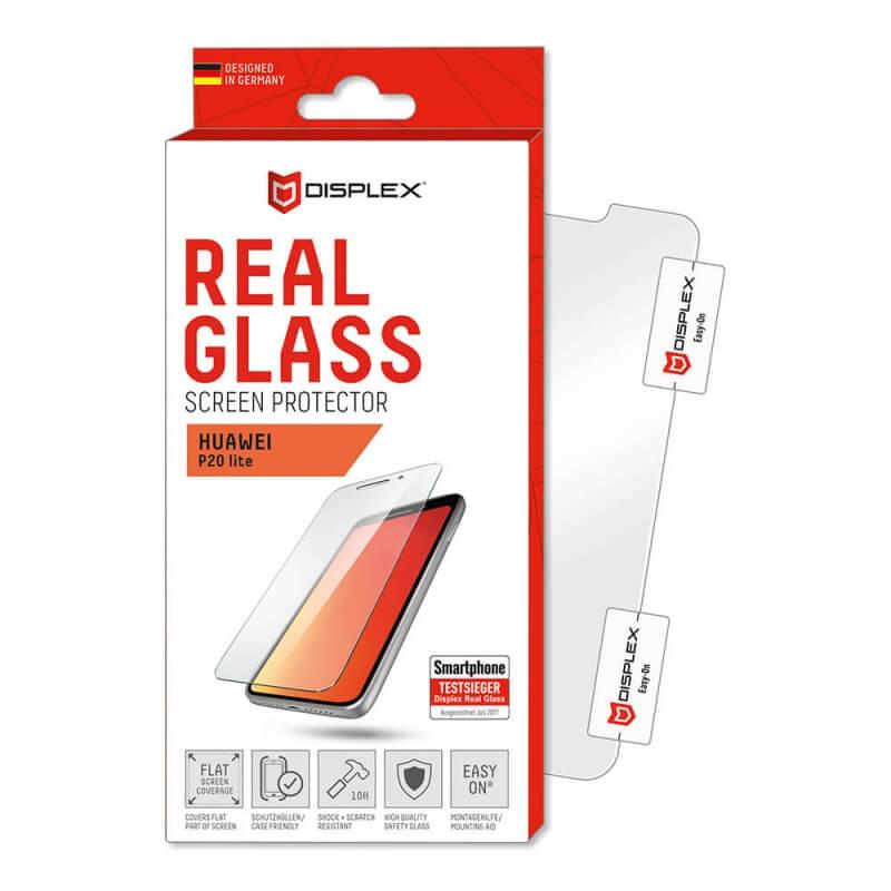 Displex Real Glass 10H Protector 2D