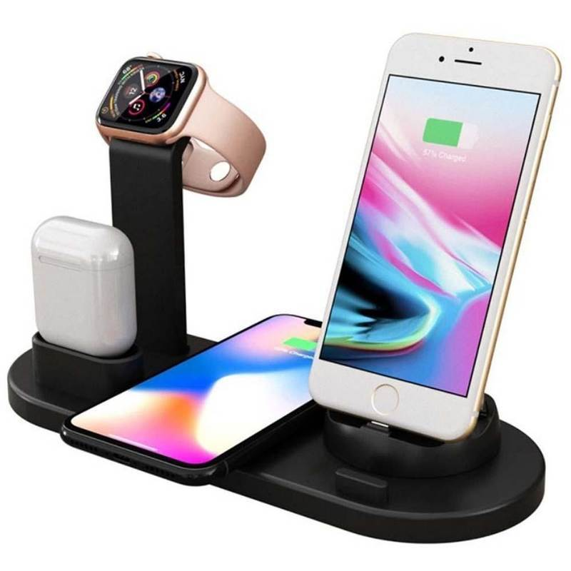 Docking Station QI Wireless Charger UD15 10W