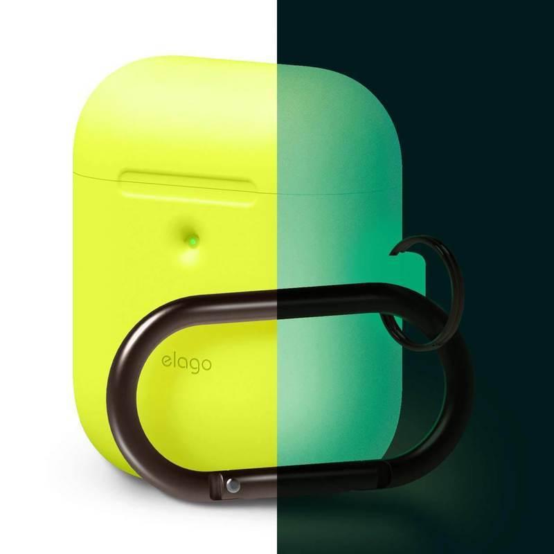 Elago Airpods Silicone Hang Case