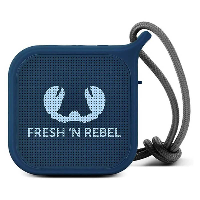 Fresh n Rebel Rockbox Pebble Bluetooth Speaker - безжичен блутут спийкър за мобилни устройства (син)