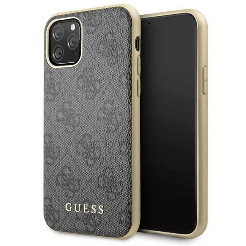 Guess 4G Collection Leather Hard Case