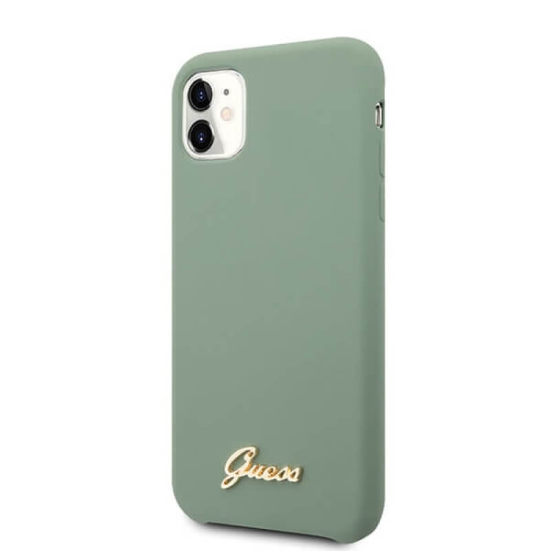 Guess Hard Silicone Case