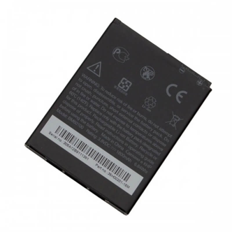 HTC Battery BA-S890 (BM60100) 1800 mAh