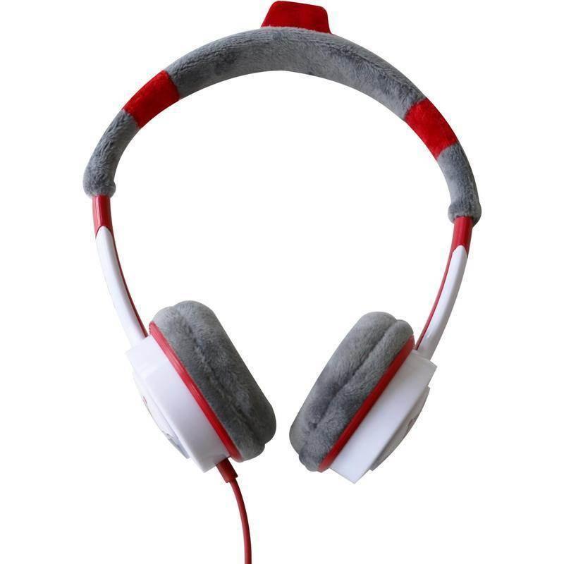 iFrogz Little Rockers Costume Kids Robot On-Ear Headphones