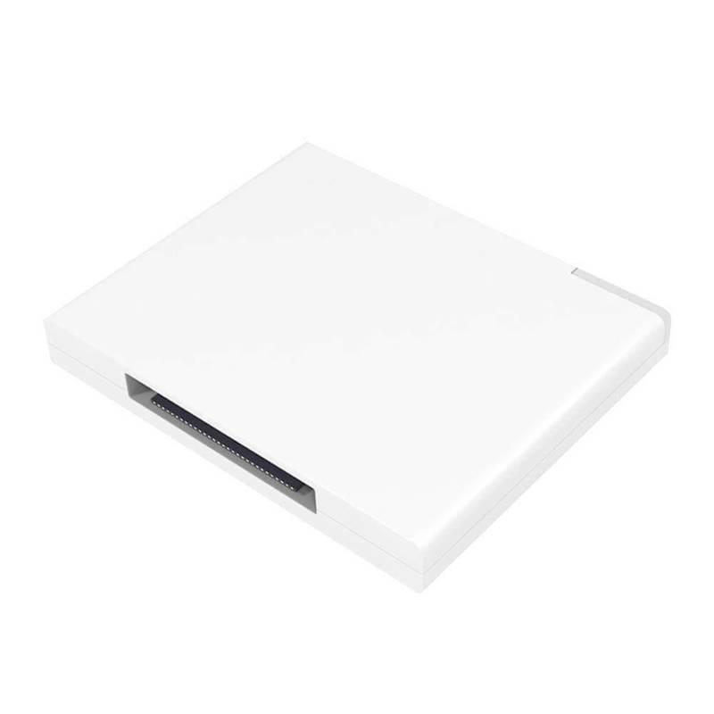 iWave A2DP Audio Music Receiver - музикален Bluetooth адаптер за Bose Sounddock и други док станции с 30 Pin интерфейс (бял)
