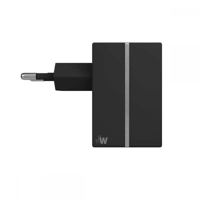 Just Wireless Mains Charger 2.4A EU