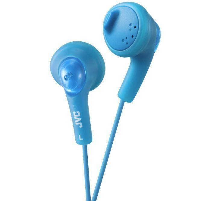 JVC HAF160 Gumy Bass Boost Stereo Headphones