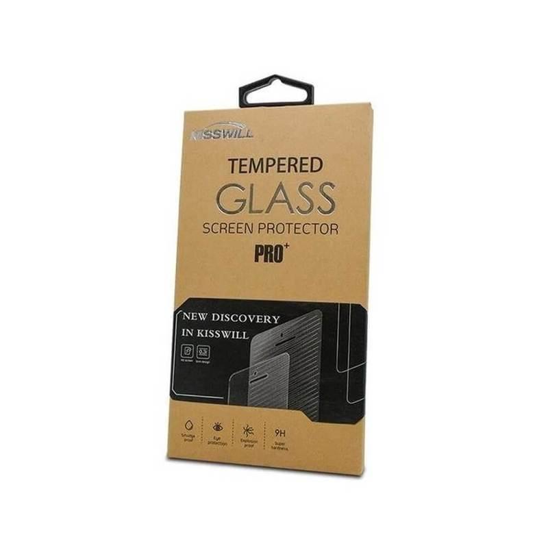 Kisswill Tempered Glass 2.5D - калено стъклено защитно покритие за дисплея на Samsung Galaxy Watch Active2 (44мм) (прозрачен)