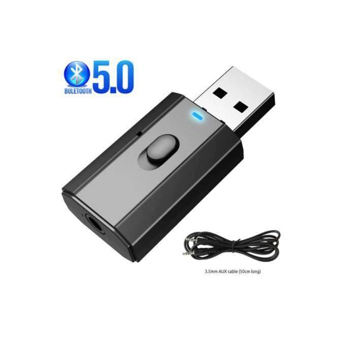 Korseed T7-5 Wireless Bluetooth 5.0 USB Transmitter - безжичен блутут аудио адаптер, чрез който можете да прехвърлите звука от телевизор или компютър към слушалки или аудио система